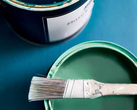 Be confident when painting your home!